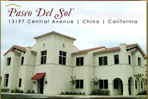 Paseo del Sol Medical Center Chino Omni West Group